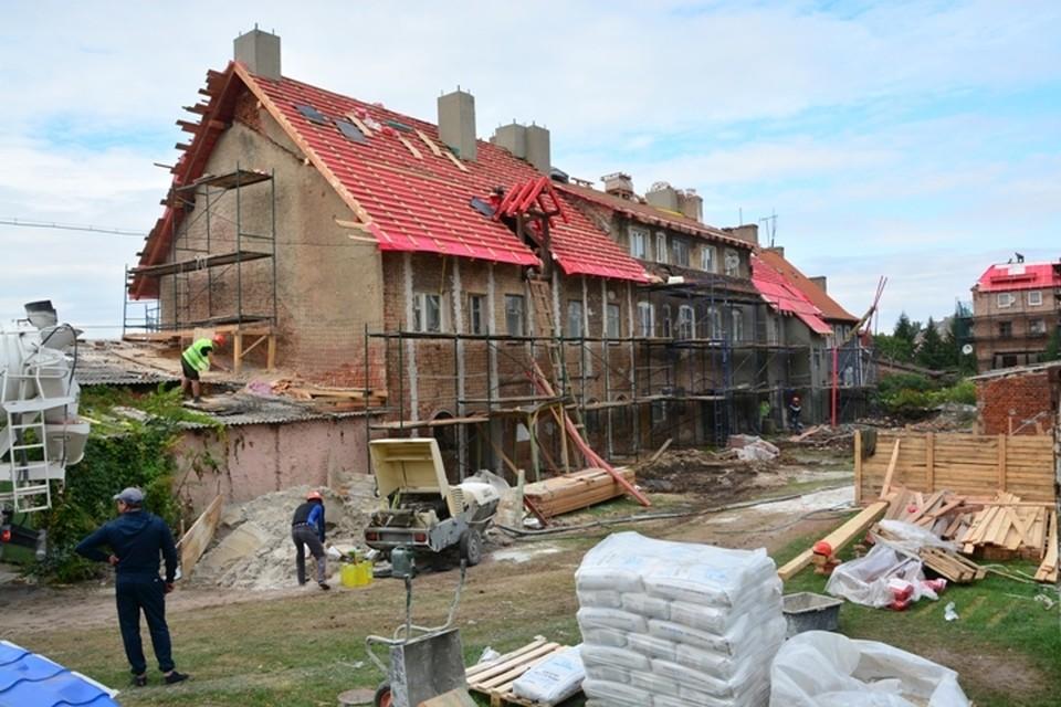 В Железнодорожном запланировано отремонтировать 33 многоквартирных дома, в которых живут 230 человек.