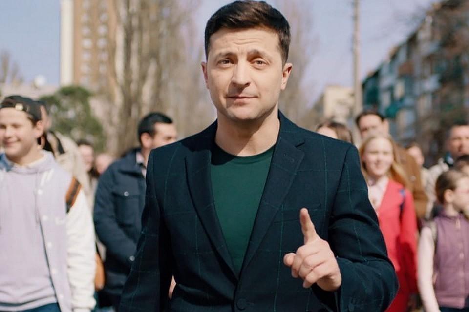 Фото: официальный сайт Владимира Зеленского