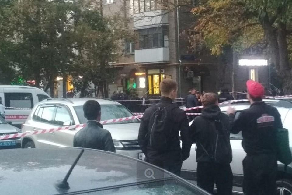 Сотрудники Отдела собственной безопасности УВД на Московском метрополитене пытались задержать патрульного, дежурившего на станции «Рязанский проспект»