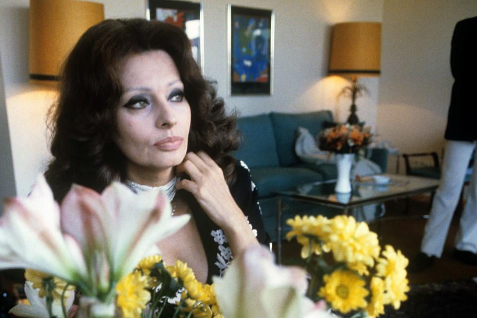 Лорен снималась со всеми крупнейшими кинозвездами 50-х и 60-х годов