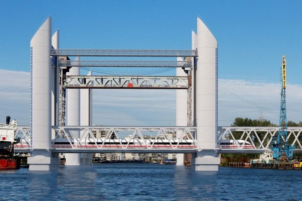 Один из проектов предполагает строительство новых мостов и сохранение старого.