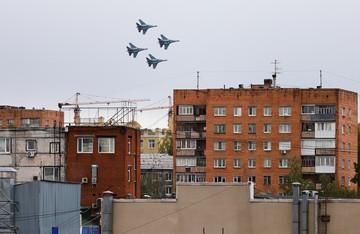«Соколы России» в Ижевске: какая будет погода и какие улицы перекроют