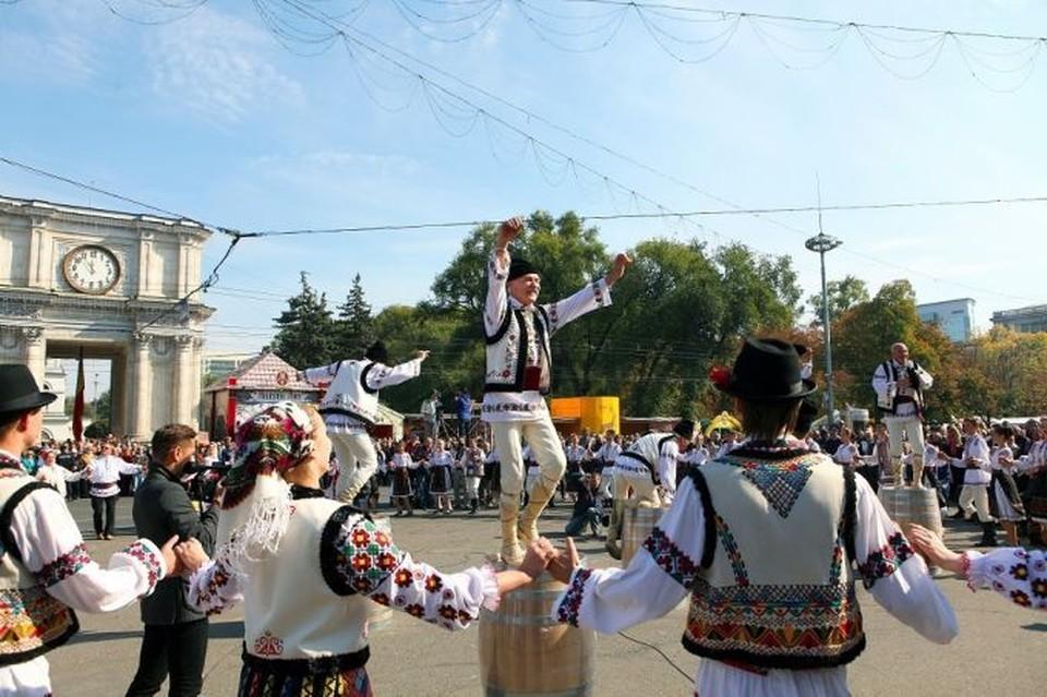 Национальный день вина на подходе: стали известны подробности празднования в Кишиневе