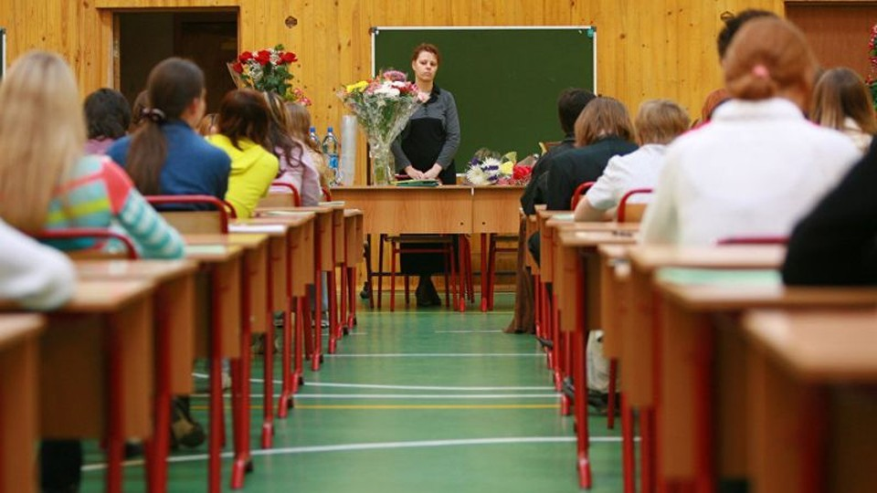 Учителей мало, да и учеников с каждым годом все меньше.