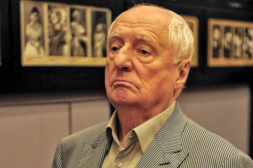 Народный артист СССР режиссер Марк Захаров скончался 28 сентября 2019 г.
