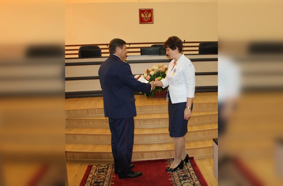 Наталья Шагулина самоотверженно спасала учеников. Фото пресс-службы СУ СКР по Пермскому краю