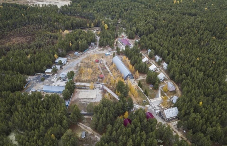 В Сургутском районе летнюю базу отдыха перестраивают под круглогодичный лагерь для детей. Фото с сайта администрации Сургутского района