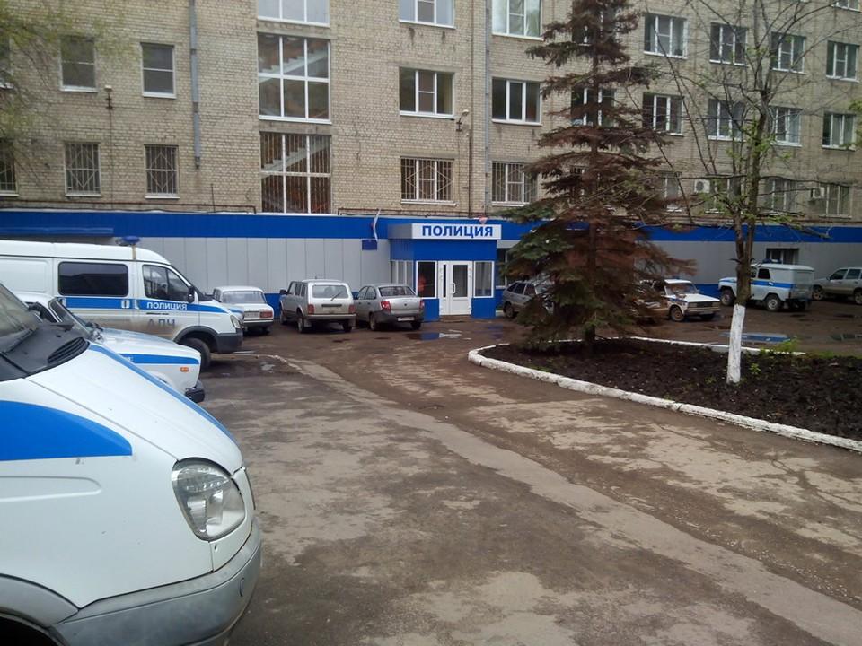 МО МВД России «Саратовский». Фото yandex.ru