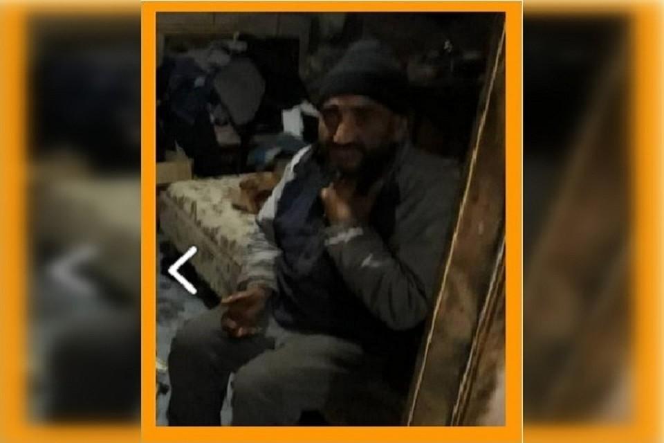 """Мужчину нашли вчера, поздно вечером, в подвале одного из жилых домов. Фото: поисково-спасательный отряд """"Скорпион"""""""