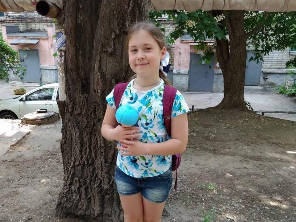 Пропавшая Елизавета Киселёва