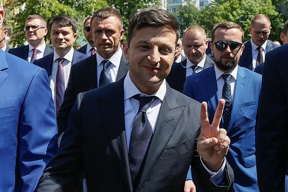 Зеленский отказался от публикации стенограммы