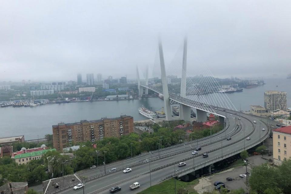 Во Владивостоке переменная облачность, без осадков, утром местами туман