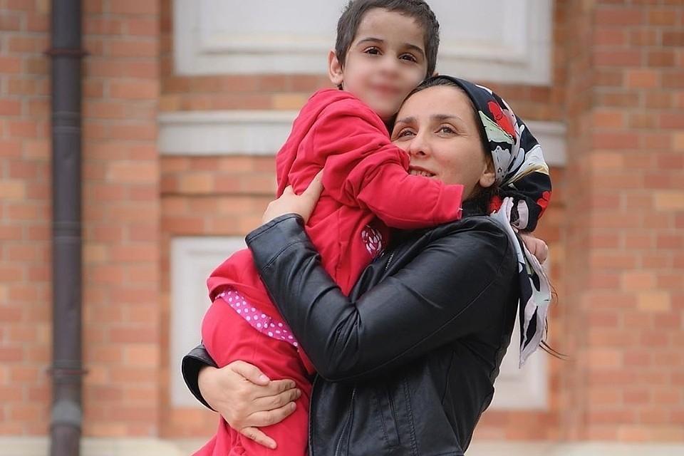 Прошлую встречу с дочкой Лидия вспоминает с трепетом. Фото: соцсети Анны Кузнецовой