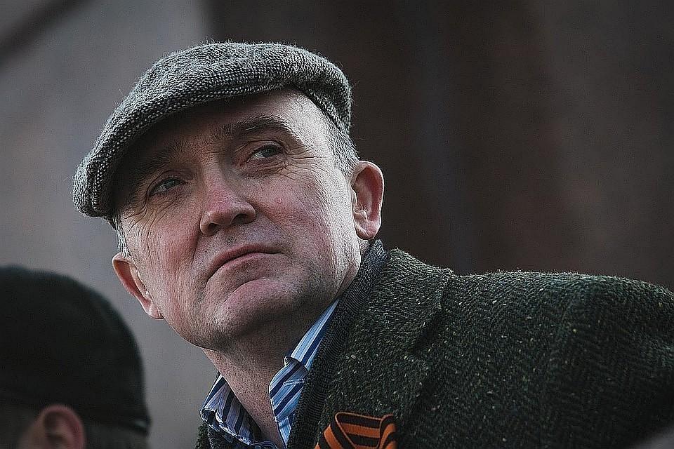 Против бывшего губернатора Челябинской области Бориса Дубровского возбуждено уголовное дело о хищении 20 миллиардов рублей