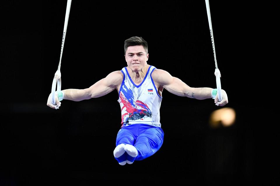 Российский гимнаст Никита Нагорный стал абсолютным чемпионом мира.