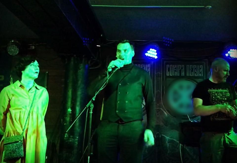 Алексей Гончарук сходил на концерт ультраправых