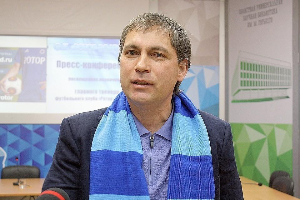 Пост главного тренера ФК «Нижний Новгород» займет Роберт Евдокимов