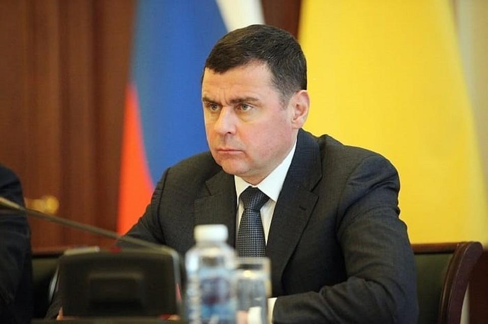 какой пост займет губернатор ярославской области миронов ипотечный кредит втб 2020