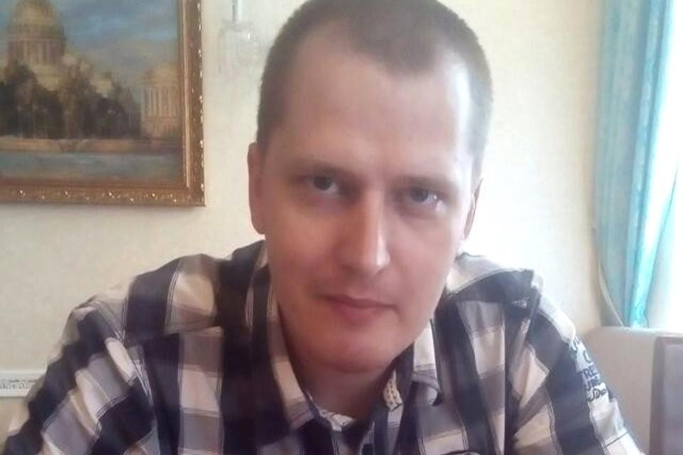 Подсудимый 32-летний Алексей Вялых. Фото: предоставлено Екатериной Глотовой