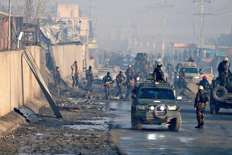 Террористические атаки в Афганистане с новой силой начались с весны 2019 года