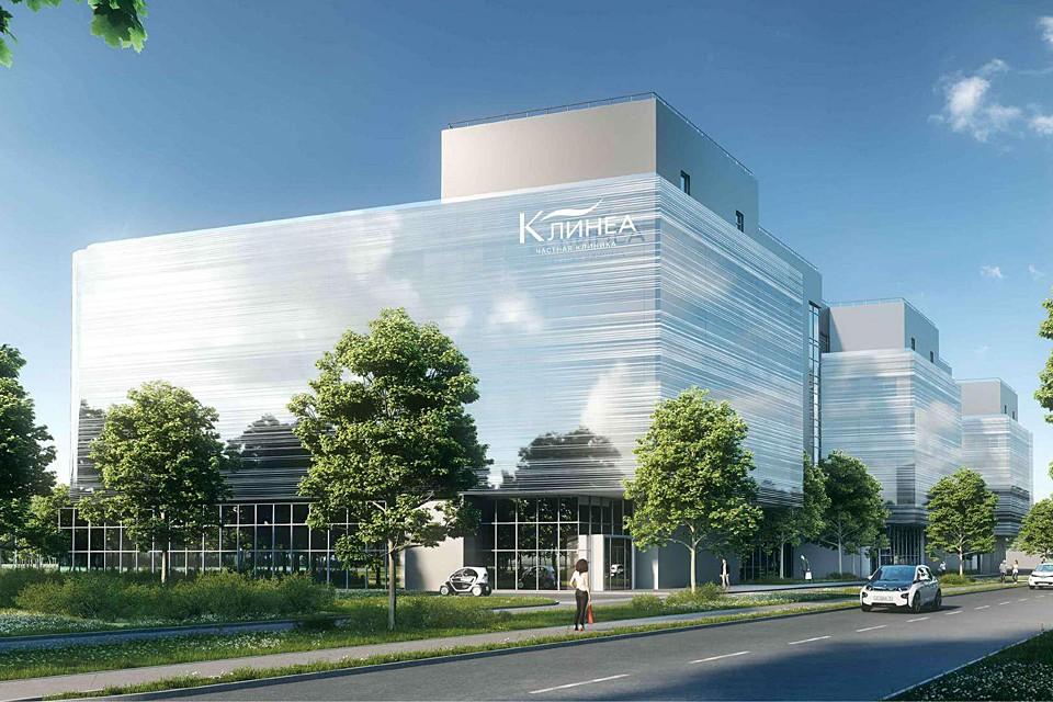 Центр высокотехнологичной реабилитации CLINEA начнут строить в первом квартале 2020 года