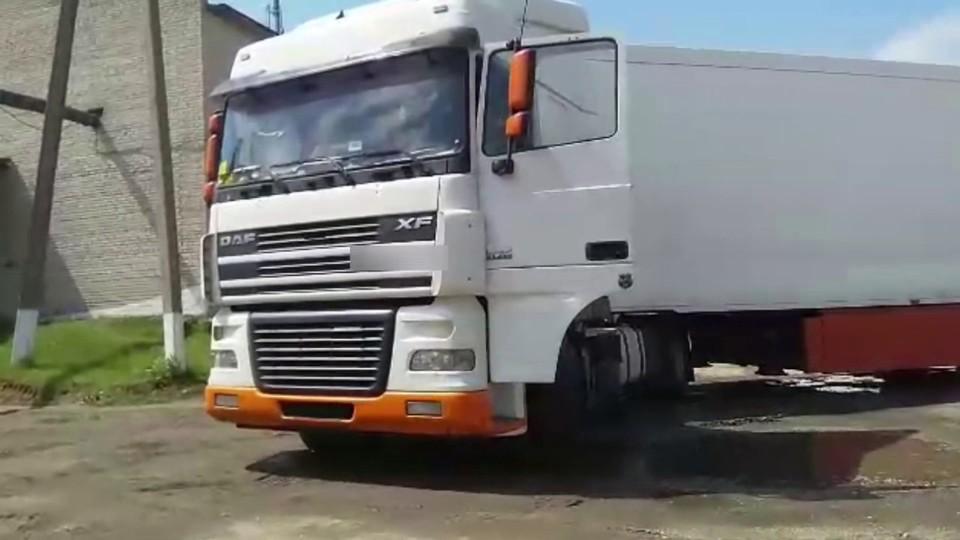 Банда белорусов грабила машины в Германии.