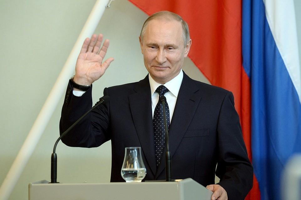 Песков: в международной политике Путин руководствуется интересами россиян
