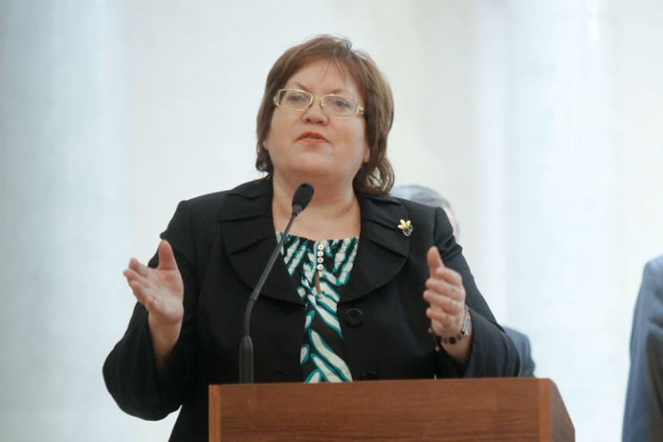 Татьяна Мерзлякова вошла в совет при Президенте РФ