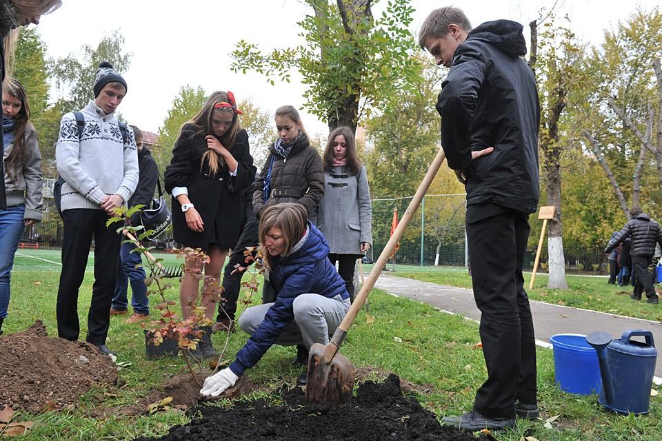 Такие мероприятия прививают детям с ранних лет любовь к природе, чувство ответственности за ее состояние