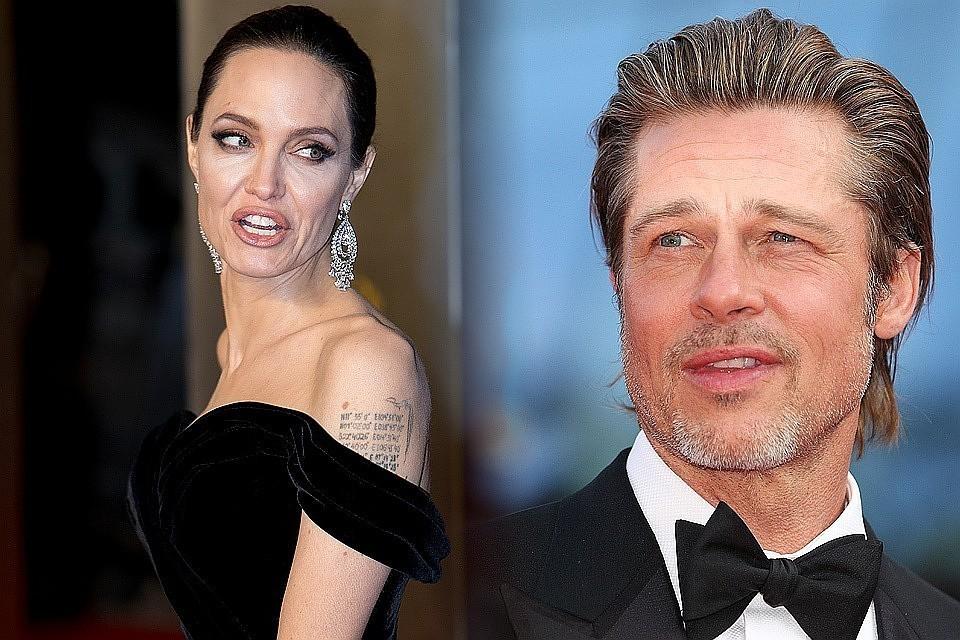 Биологическая дочь Анджелины Джоли и Брэда Питта очень привязана к отцу