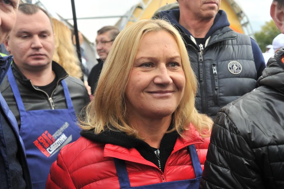 Елена Батурина уже не первый год возглавляет список богатейших женщин России