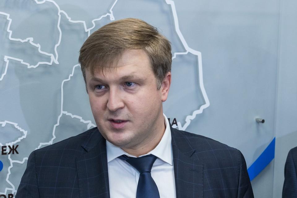 Заместитель главы Минэкономразвития Вадим Живулин