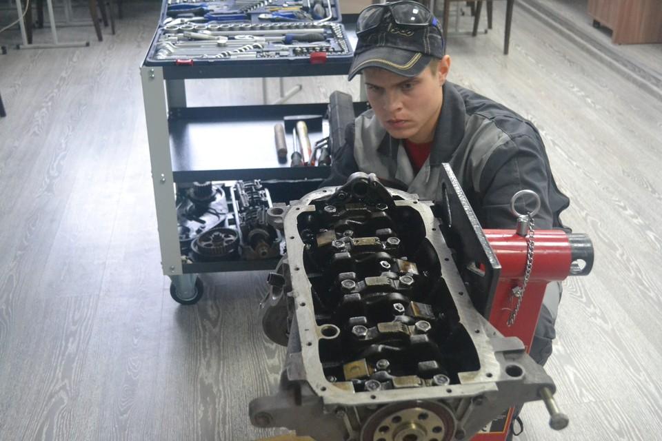 Пермский колледж транспорта и сервиса скоро примет первую группу «студентов» старшего возраста.