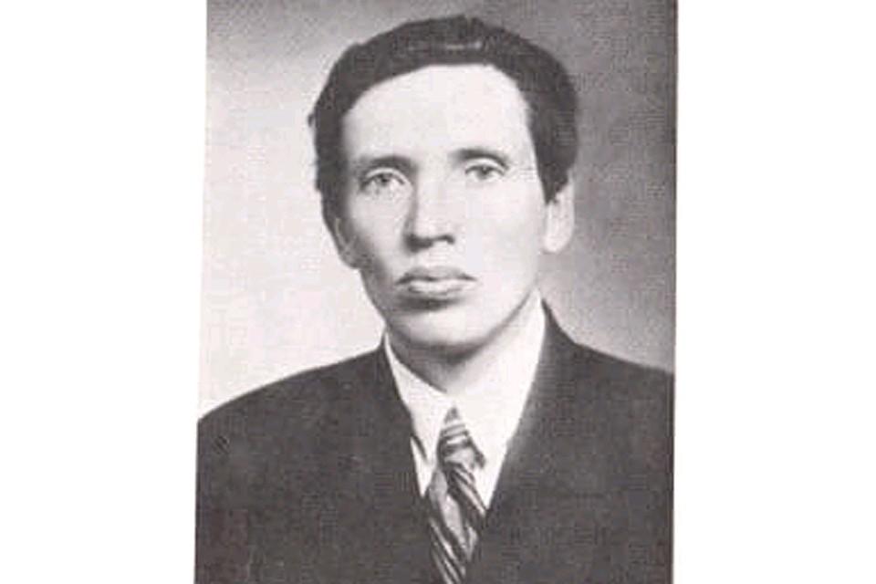 Художник Георгий Александрович Даугель-Дауге.
