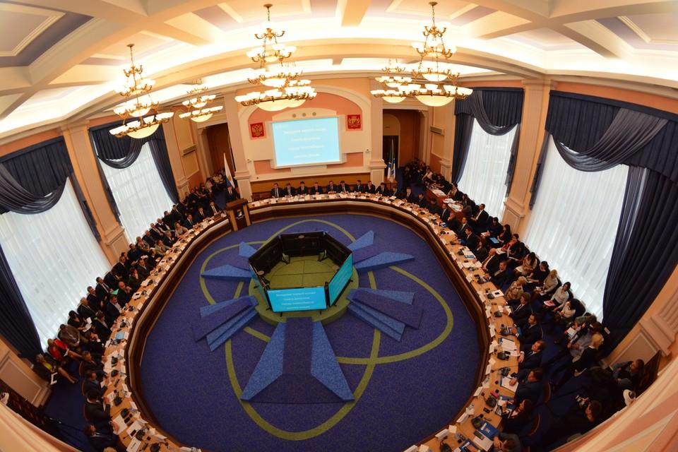 Состоялась 38-я сессия Совета депутатов города Новосибирска.