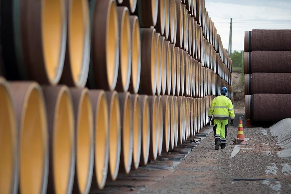 Глава «Нафтогаза» прокомментировал решение Дании по «Северному потоку - 2»