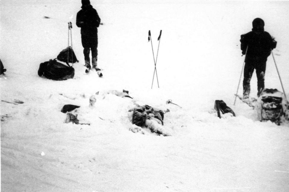 Страшная находка группы МАИ Виктора Самоделова. Фото: из личного архива Владимира Борзенкова
