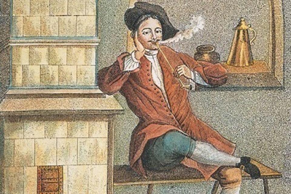 Согласно исследованию, курить Россию научил не Петр I, а «тютюн» к нам завезли из Малороссии. Фото: Архив ФСО России