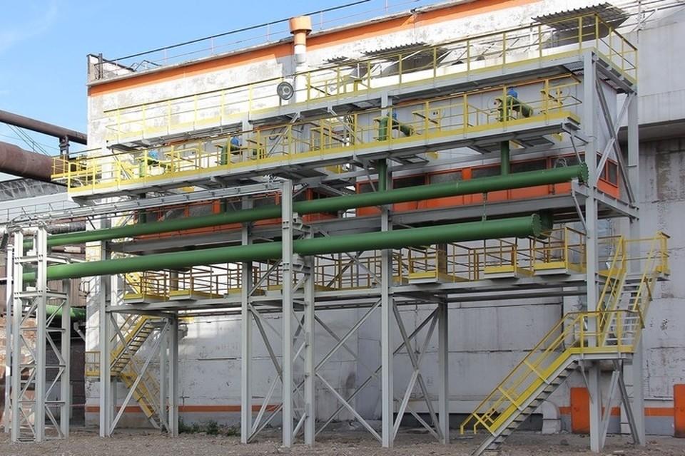 В Кузбассе объем загрязненных сточных вод на предприятиях снизился на 40 процентов.ФОТО: Пресс-служба АКО