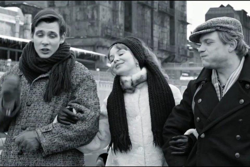 """""""Француз"""" - это история про диссидентов. На дворе 1957 год"""
