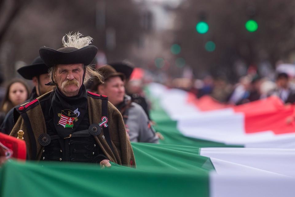 Венгры - одна из крупнейших этнических групп, по переписи 2001 года их на Украине