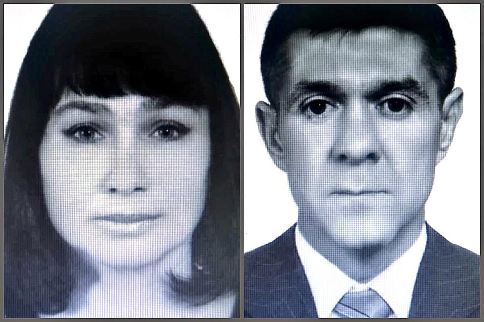 Елена Кудрявцева и Константин Чередниченко бесследно пропали.