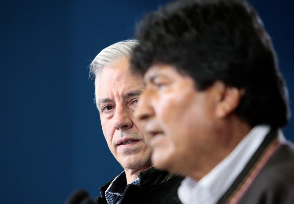 """Уход с поста боливийского лидера спровоцировал настоящий """"вакуум власти"""" в стране"""
