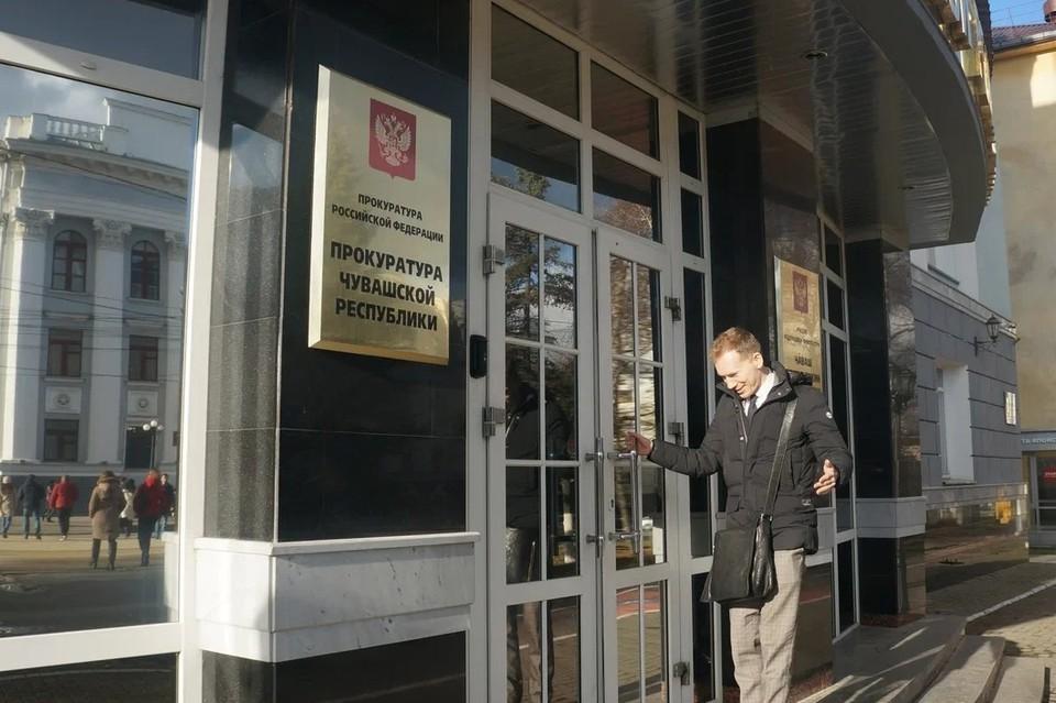 Зашёл я в чувашскую прокуратуру. Позиция ее однозначна - Замчинская виновна, и даже приговор в 7,5 лет условно - чрезмерно мягкий.