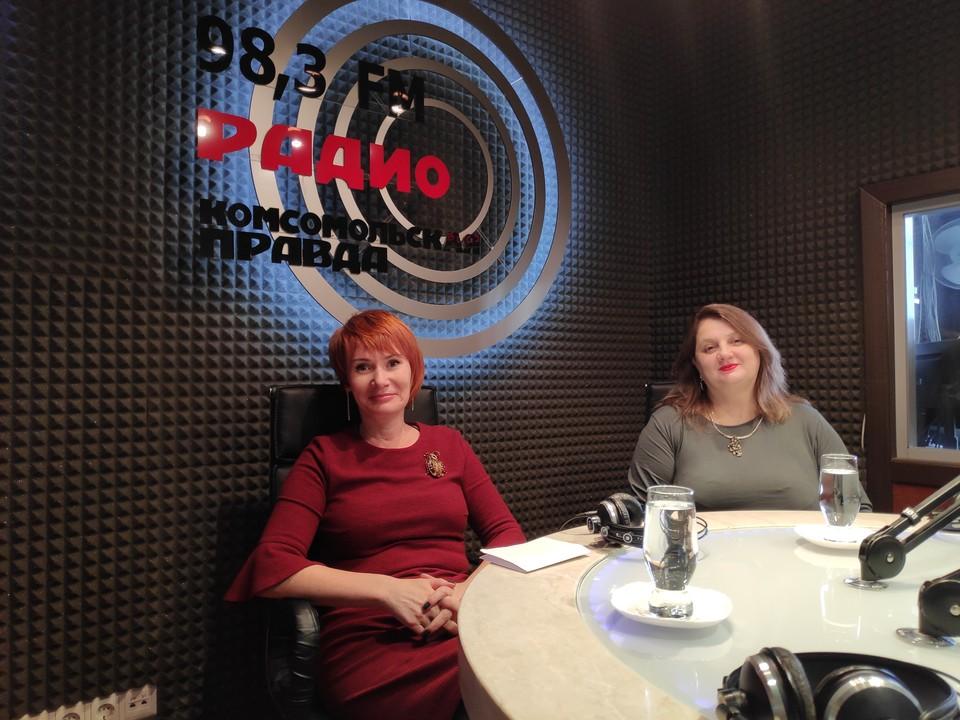 Светлана Созина, главный врач клиники, и Елена Голубева, заместитель главного врача клиники эффективной медицины «Главный пациент».