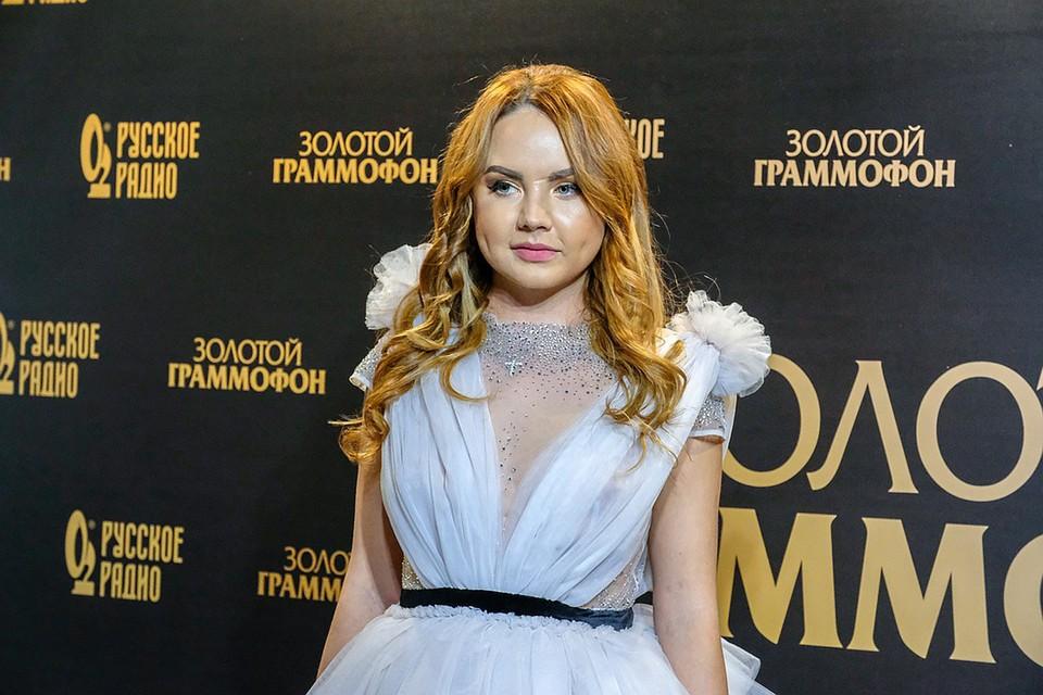 """МакSим на музыкальной премии """"Золотой граммофон"""","""