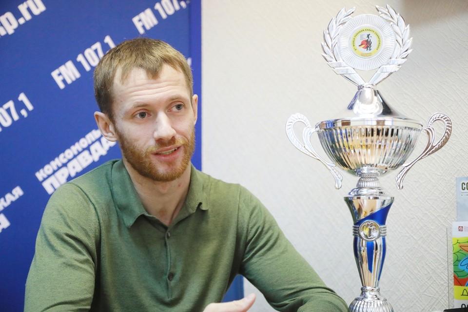 Дмитрий не только выжил, он поднялся на самый высокий пъедестал в карате Фудокан