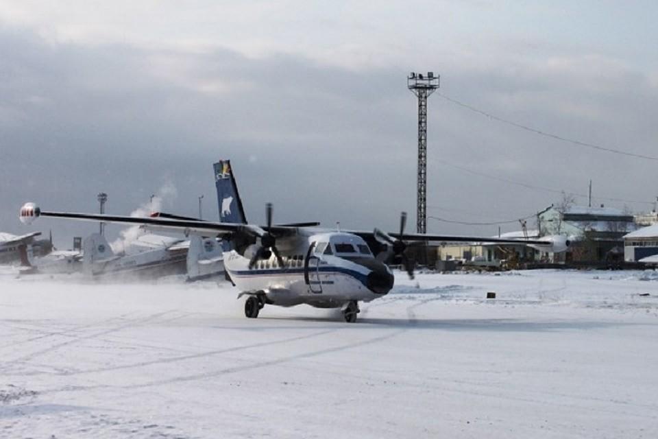 Расследование инцидента проведет комиссия республиканского управления Росавиации. Фото: polarair.ru.