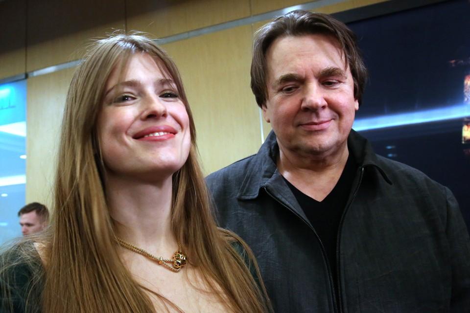 Актриса Софья Заика пять лет счастлива с генеральным директором Первого канала Константином Эрнстом.
