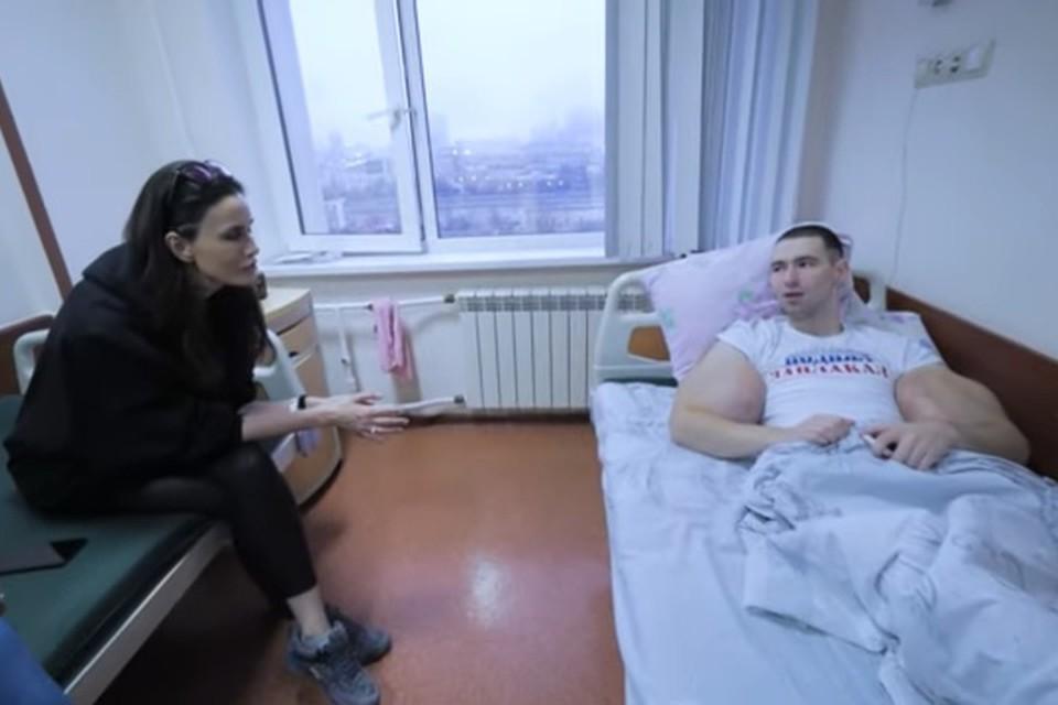 """Алана Мамаева анонсировала ролик с операции по удалению """"рук-базук"""" Кирилла Терешина"""